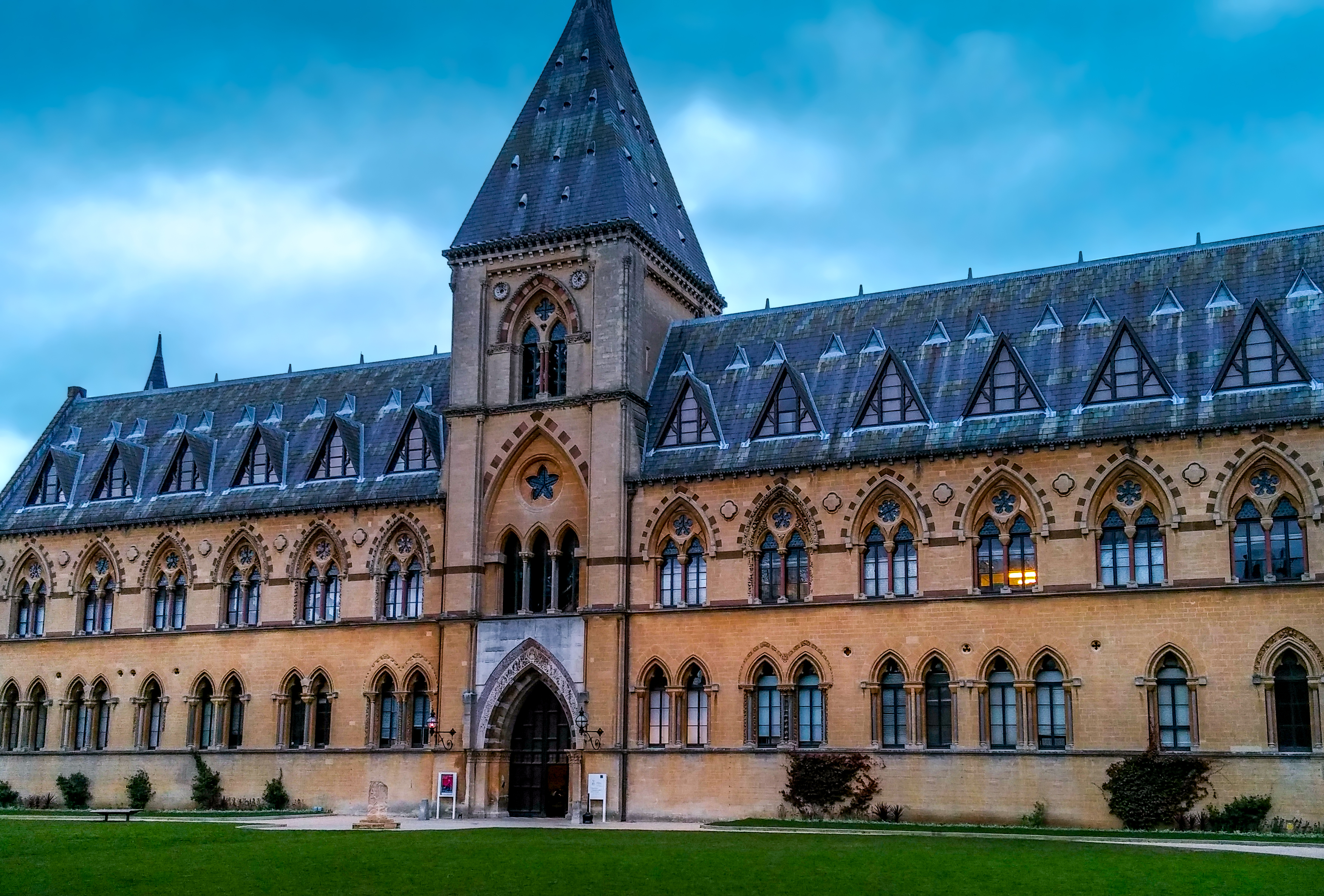 Oxford University Museum of Natural History - Photo by Josh Utley