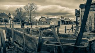 O.K. Corral - Tombstone Arizona