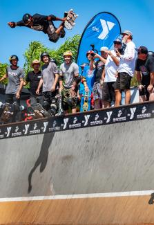 Behind the Scenes - Clash at Clairemont - Photo by Josh Utley